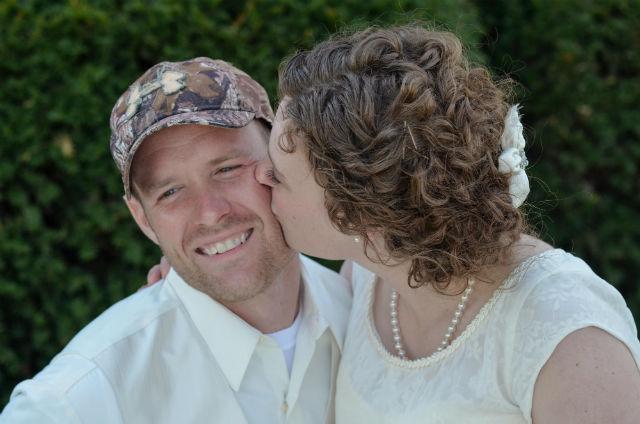 Andy & Carey - Kristen McGinnis Photography