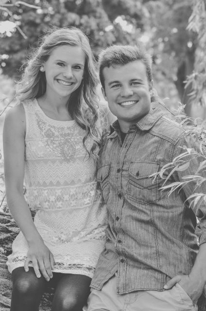 Travis & Kyra - Kristen McGinnis Photography