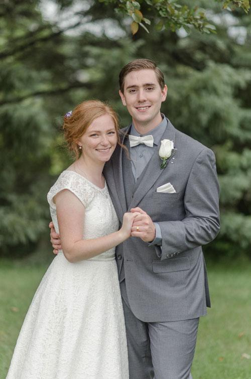 Stephen & Christina